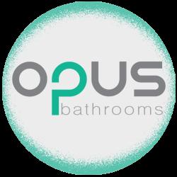 Opus Bathrooms Logo
